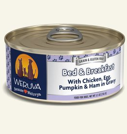 WERUVA Canine Grain-Free Bed & Breakfast