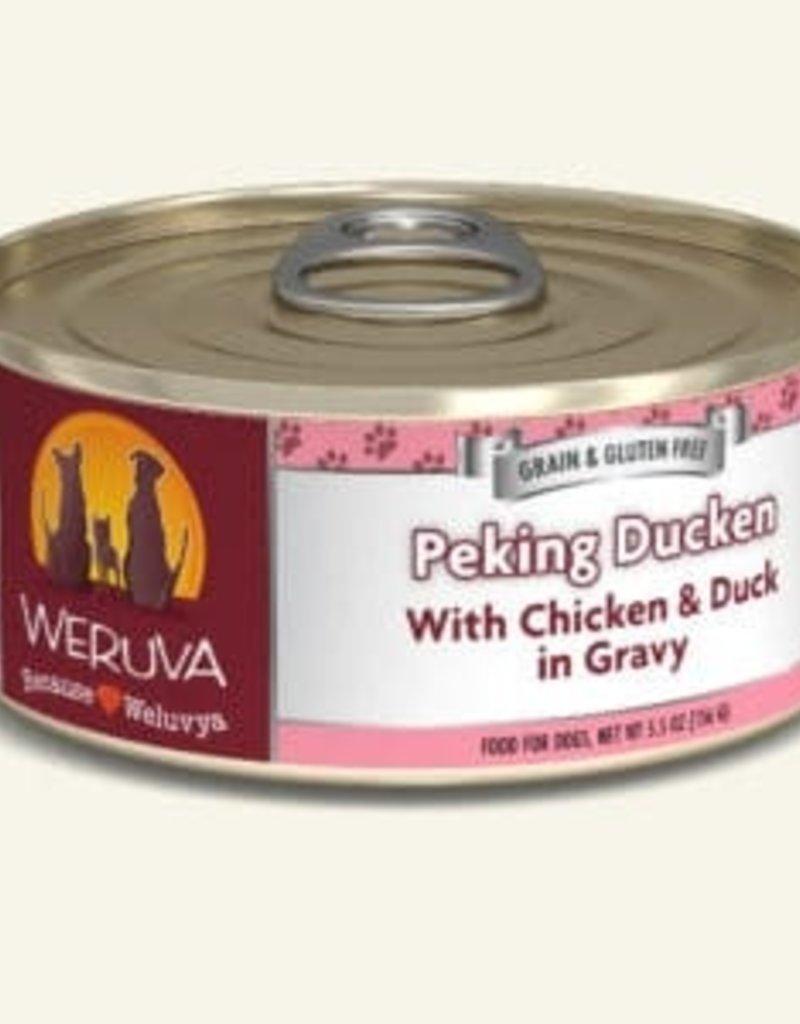 WERUVA Canine Grain-Free Peking Ducken