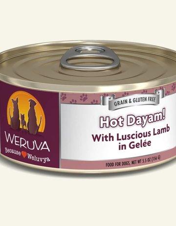 WERUVA Canine Grain-Free Hot Dayam!