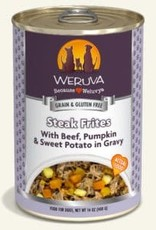 WERUVA Grain-Free Steak Frites