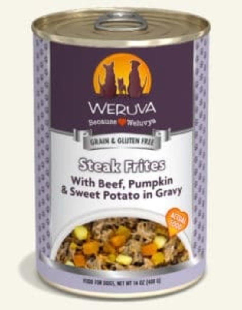 WERUVA Canine Grain-Free Steak Frites