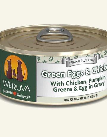 WERUVA Canine Grain-Free Green Eggs & Chicken