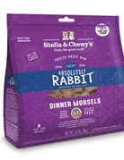 Stella & Chewy's Feline Absolutely Rabbit Freeze-Dried Dinner Morsels