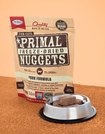 Primal Pet Foods Feline Freeze-Dried Pork Nuggets