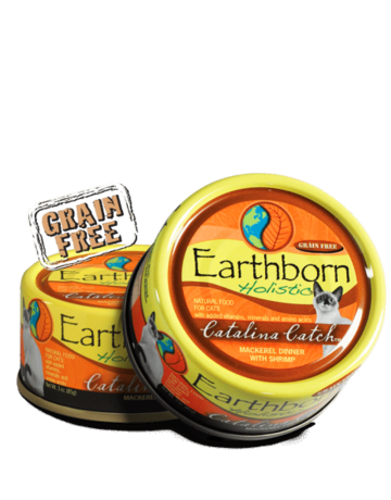Earthborn Holistic Feline Grain- Free Catalina Catch Dinner