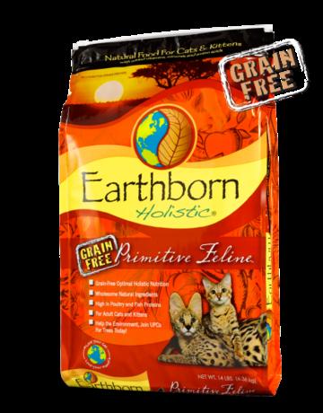 Earthborn Holistic Feline Grain-Free Primitive Feline
