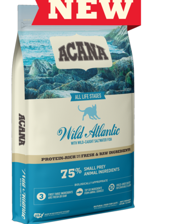 Acana Feline Grain-Free Wild Atlantic Recipe