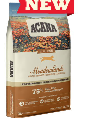 Acana Feline Grain-Free Meadowlands Recipe