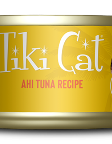 Tiki Pets Feline Grain-Free Ahi Tuna Recipe