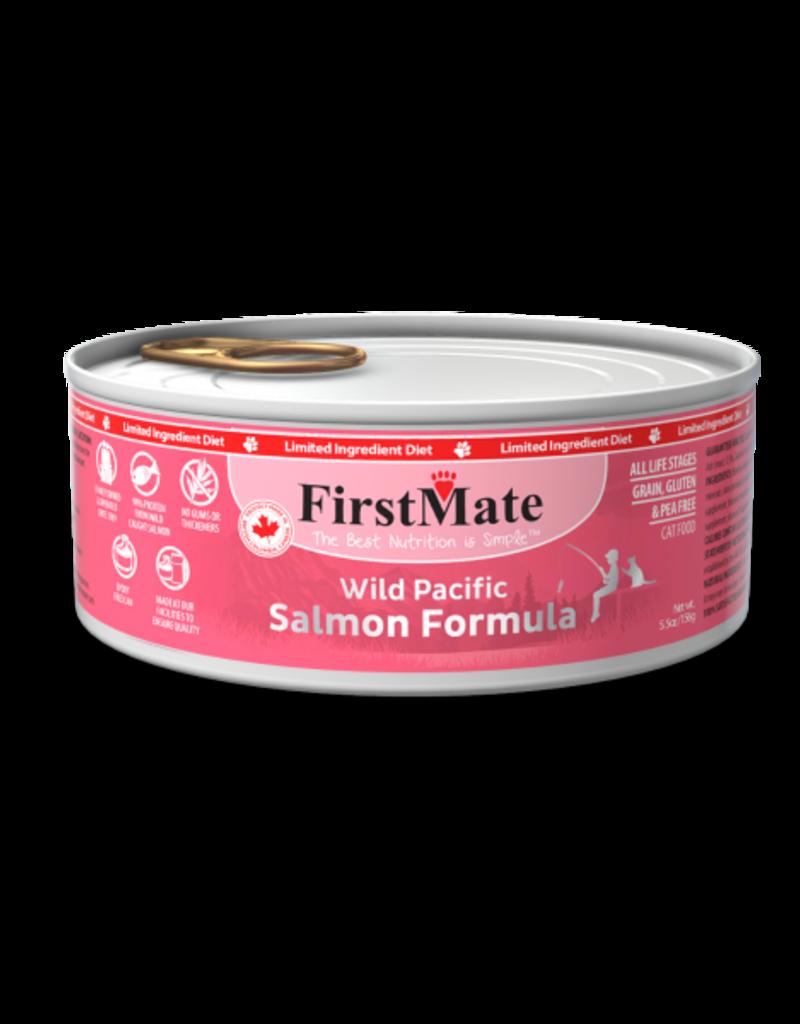 FirstMate Pet Food Feline Grain-Free Salmon Formula