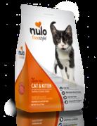 Nulo Feline Grain-Free Freestyle Cat & Kitten - Turkey & Duck Recipe