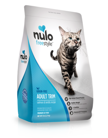 Nulo Feline Grain-Free Freestyle Adult Trim