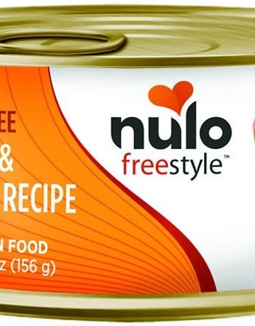 Nulo Feline Grain-Free Freestyle Turkey & Chicken Recipe