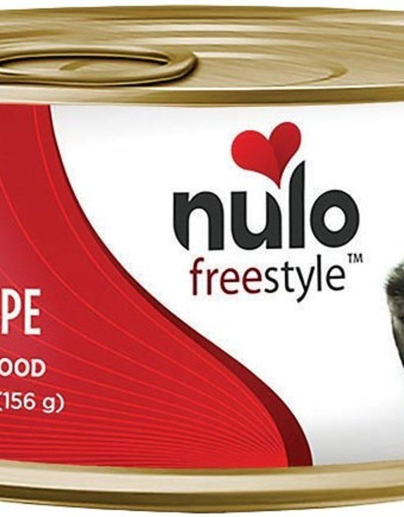 Nulo Feline Grain-Free Freestyle Beef & Lamb Recipe