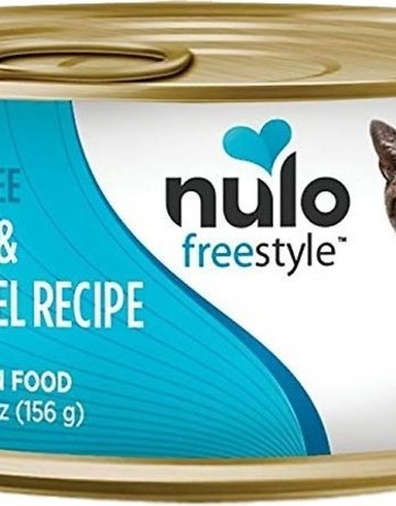 Nulo Feline Grain-Free Freestyle Salmon & Mackerel Recipe