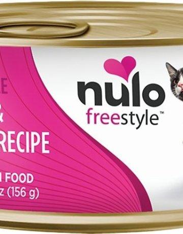 Nulo Feline Grain-Free Freestyle Trout & Salmon Recipe