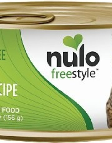 Nulo Feline Grain-Free Freestyle Duck & Tuna Recipe