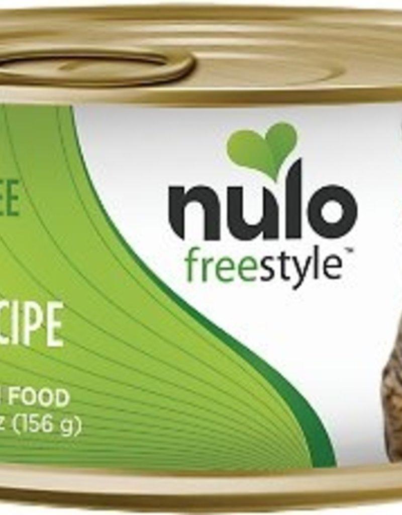 Nulo Feline Grain-Free Freestyle Duck & Tuna Recipe