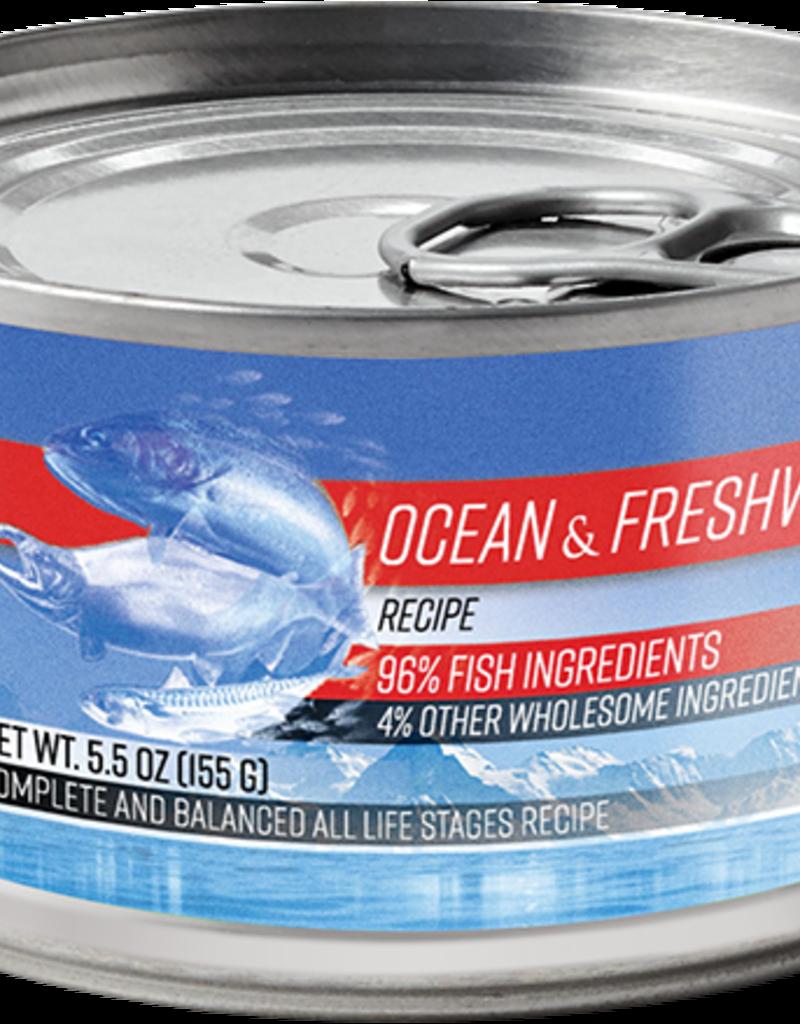 Essence Pet Foods Feline Grain-Free Ocean & Freshwater Recipe