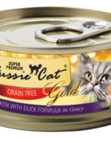 Fussie Cat Feline Grain-Free Chicken with Duck Dinner