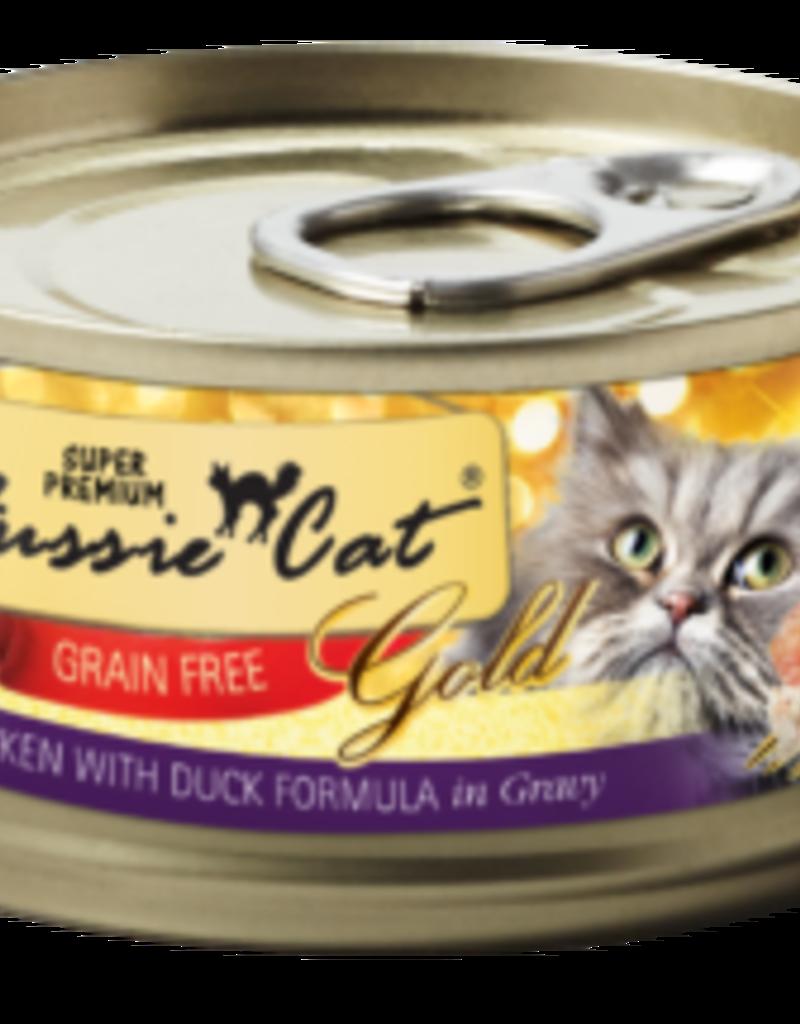 Fussie Cat Feline Grain-Free Chicken with Duck Dinner
