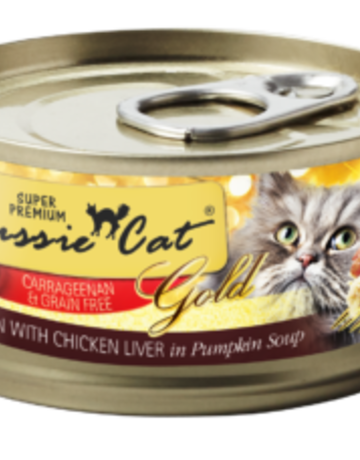 Fussie Cat Feline Grain-Free Chicken with Chicken Liver Dinner