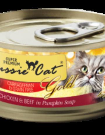 Fussie Cat Feline Grain-Free Chicken with Beef Dinner