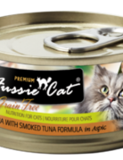 Fussie Cat Feline Grain-Free Tuna with Smoked Tuna Dinner