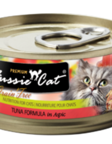 Fussie Cat Feline Grain-Free Tuna Dinner