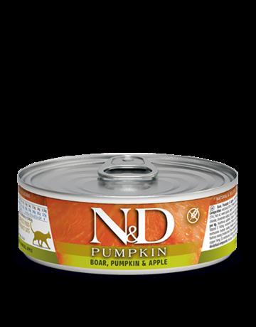 Farmina Feline Grain-Free Boar, Pumpkin, & Apple