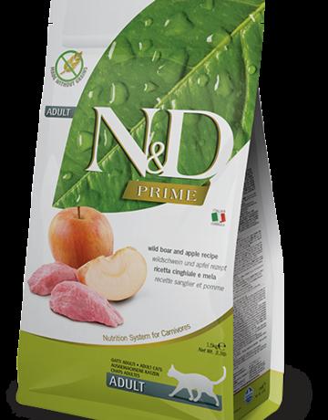 Farmina Feline Grain-Free Prime Adult Boar & Apple
