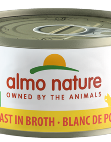 Almo Nature Feline Grain-Free Chicken Breast in Broth