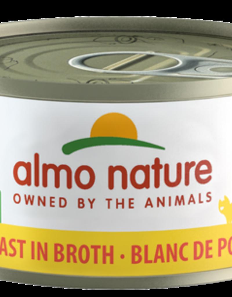 Almo Nature Feline Grain-Free Chicken Breast in Broth