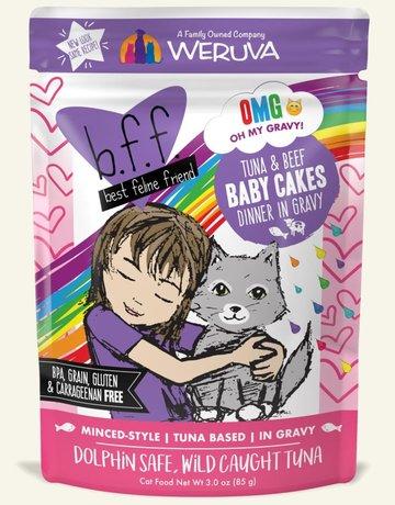 WERUVA Feline Grain-Free B.F.F. Baby Cakes