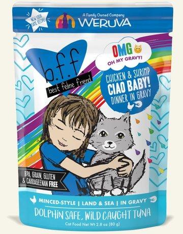 WERUVA Feline Grain-Free B.F.F. Ciao Baby!