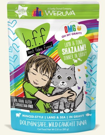 WERUVA Feline Grain-Free B.F.F. Shazaam!
