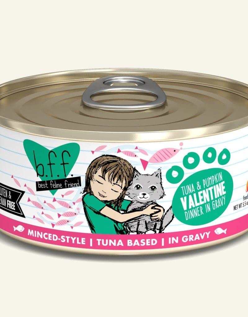 WERUVA Feline Grain-Free B.F.F. Tuna & Pumpkin Valentine
