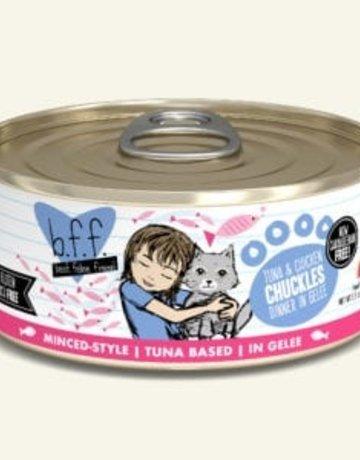 WERUVA Feline Grain-Free B.F.F. Tuna & Chicken Chuckles