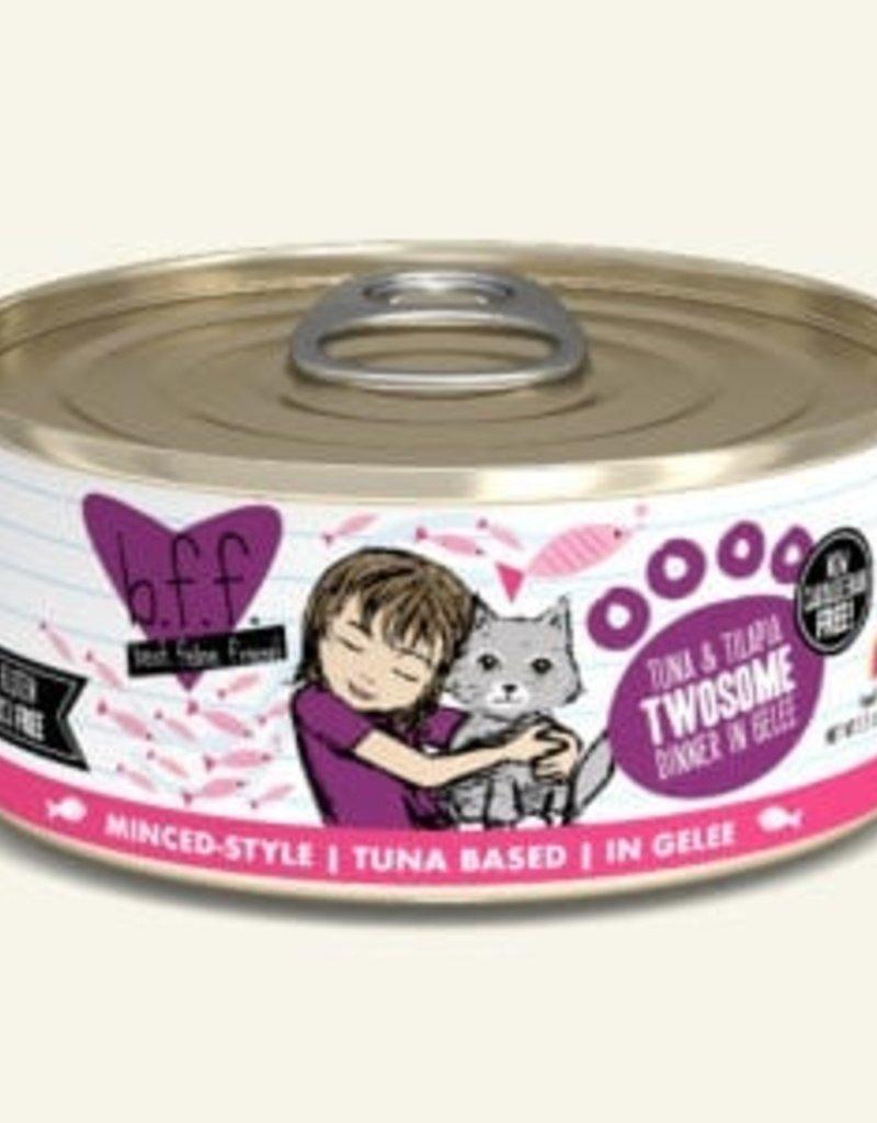 WERUVA Feline Grain-Free B.F.F. Tuna & Tilapia Twosome