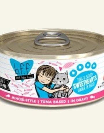 WERUVA Feline Grain-Free B.F.F.   Tuna & Shrimp Sweethearts
