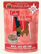 WERUVA Feline Grain-Free Cats in the Kitchen Mack, Jack, & Sam