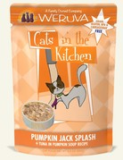WERUVA Feline Grain-Free Cats in the Kitchen Pumpkin Jack Splash