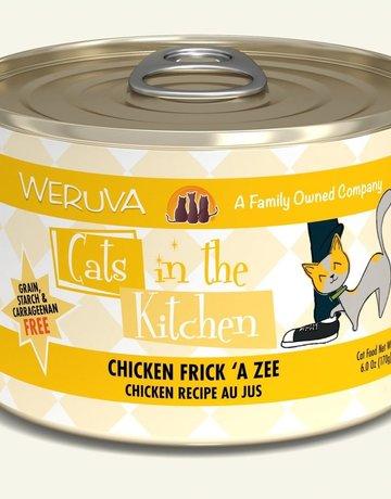 WERUVA Feline Grain-Free Cats in the Kitchen Chicken Frick 'A Zee