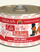 WERUVA Feline Grain-Free Cats in the Kitchen Two Tu Tango