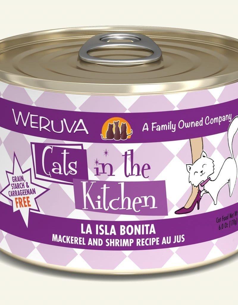 WERUVA Feline Grain-Free Cats in the Kitchen La Isla Bonita