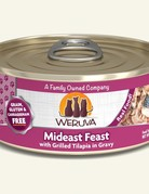 WERUVA Feline Grain-Free Mideast Feast