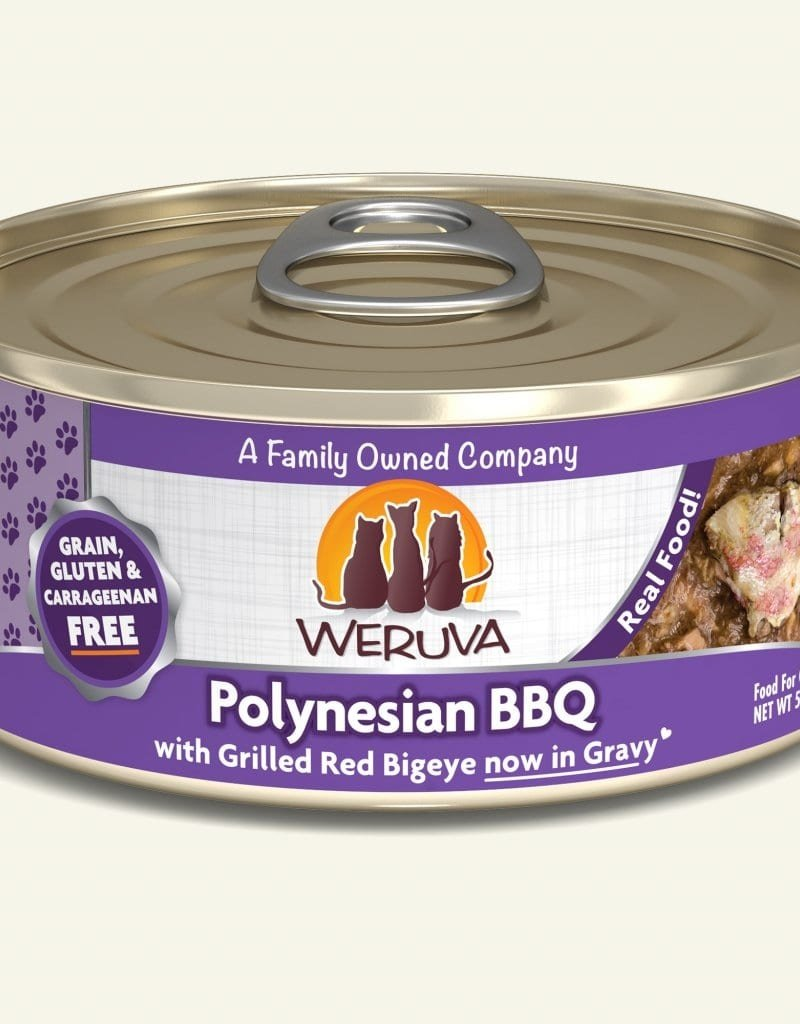 WERUVA Feline Grain-Free Polynesian BBQ