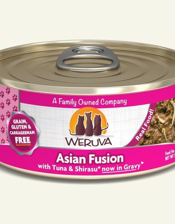 WERUVA Feline Grain-Free Asian Fusion