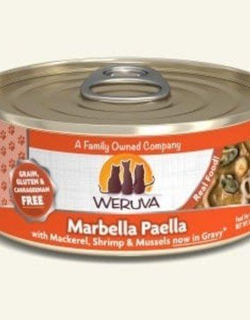 WERUVA Feline Grain-Free Marbella Paella