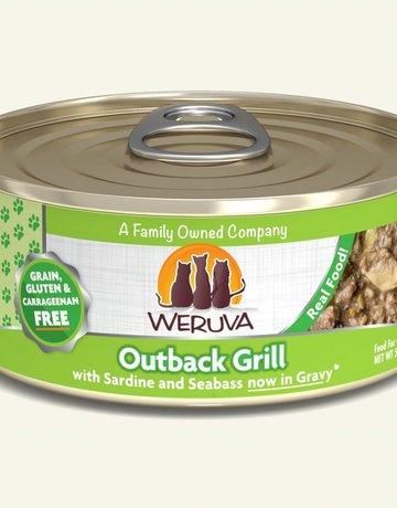 WERUVA Feline Grain-Free Outback Grill